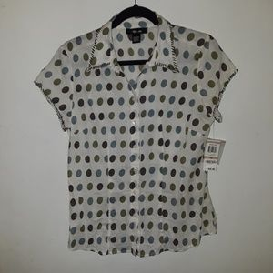 Style & Co., short sleeved shirt